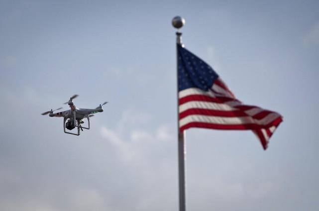 Un opérateur suisse de drones en conflit avec l'agence fédérale américaine de... (Photo CARLO ALLEGRI, ARCHIVES REUTERS)