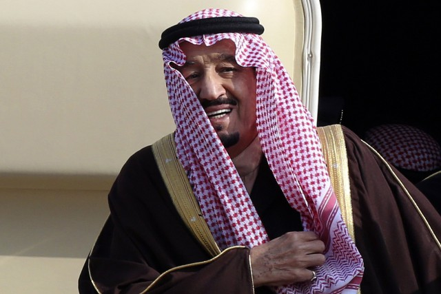 Le prince Salmane Ben Abdel Aziz... (Photo YUYA SHINO, REUTERS)