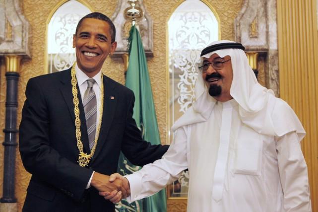Sur le plan intérieur, le président américain a... (PHoto archives AP)