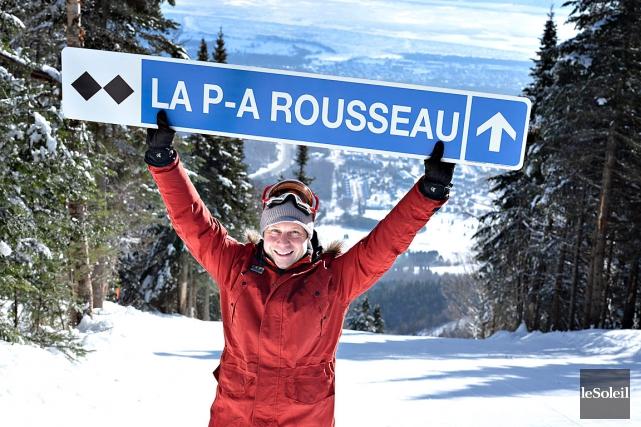 Pierre-Alexandre Rousseau a été le champion du monde... (Le Soleil, Patrice Laroche)