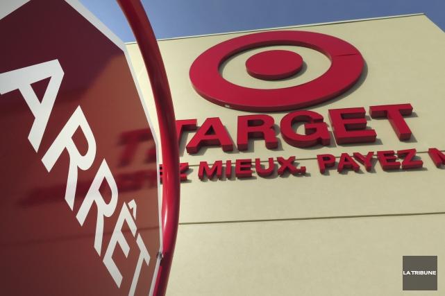 La fermeture du Target ne fait pas uniquement le malheur de sa clientèle et de... (Imacom, René Marquis)