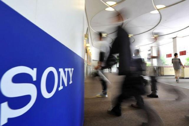 Sony «est encore en train d'évaluer l'impact de... (Photo AFP)
