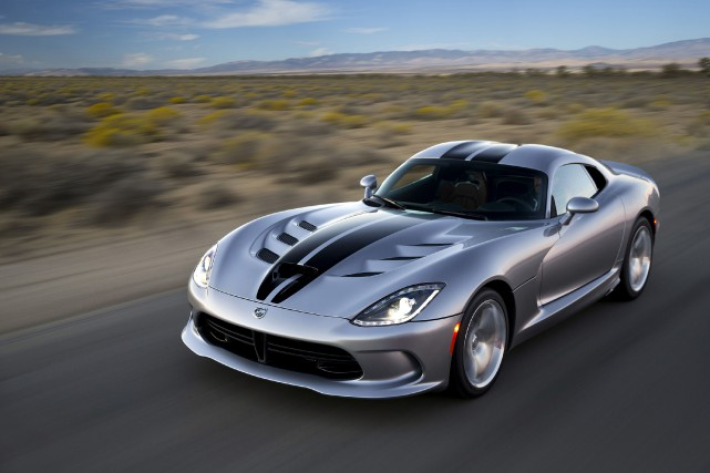 La Dodge Viper 2015... (Photo fournie par Dodge)