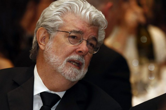 George Lucas... (PHOTO ARCHIVES REUTERS)