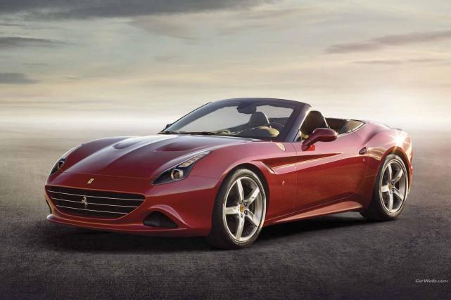 La Ferrari California T... (Photo fournie par Ferrari)