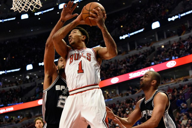 Derrick Rose... (Photo David Banks, USA Today Sports)
