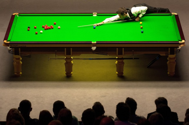 L'Association mondiale de billard et de snooker professionnel... (Photo Andrew Yates, AFP)