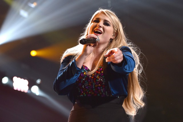 Meghan Trainor... (PHOTO ARCHIVES AP)
