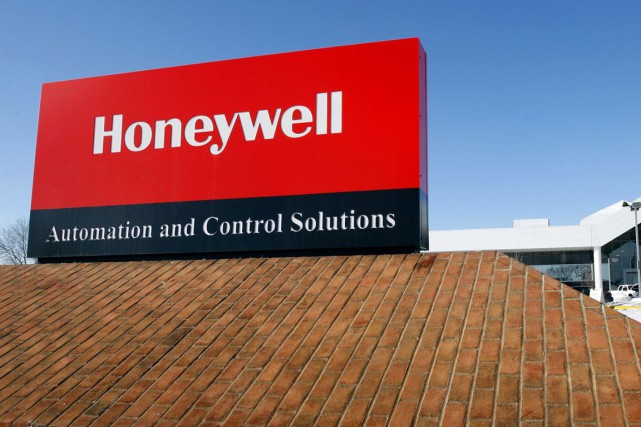 Le groupe industriel américain Honeywell s'est montré relativement optimiste... (Photo Reuters)