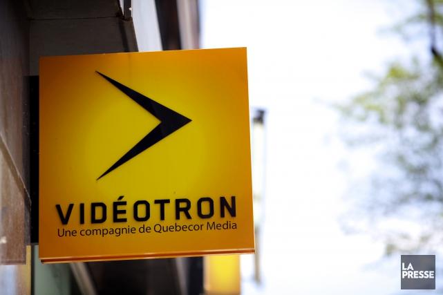 La compagnie Vidéotron doit payer la somme de 34 millions $ à une entreprise de... (Archives La Presse)