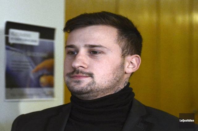 Maxime Pelletier écope d'une sentence de cinq ans... (Le Quotidien, Jeannot Lévesque)