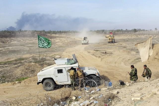 L'Irak, qui était déjà l'un des pays les... (PHOTO REUTERS)