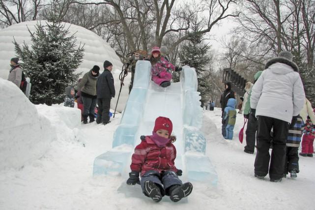 Trois idées d'activités à faire en famille dans différentes régions du Québec. (Photo fournie par la Société de développement culturel de Terrebonne)