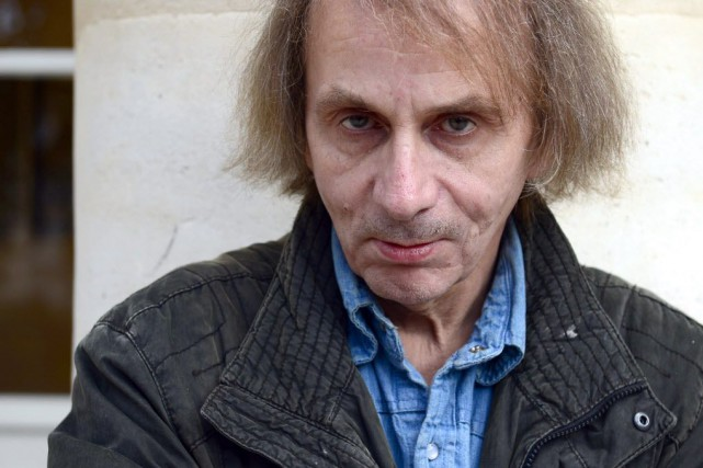 Michel Houellebecq... (PHOTO MIGUEL MEDINA, AFP)