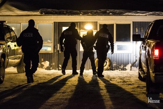 La victime vient de déposer une poursuite en... (Photo Olivier Pontbriand, La Presse)