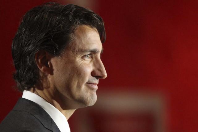 Justin Trudeau s'est engagé à changer la façon... (Photo Dave Chidley, La Presse Canadienne)