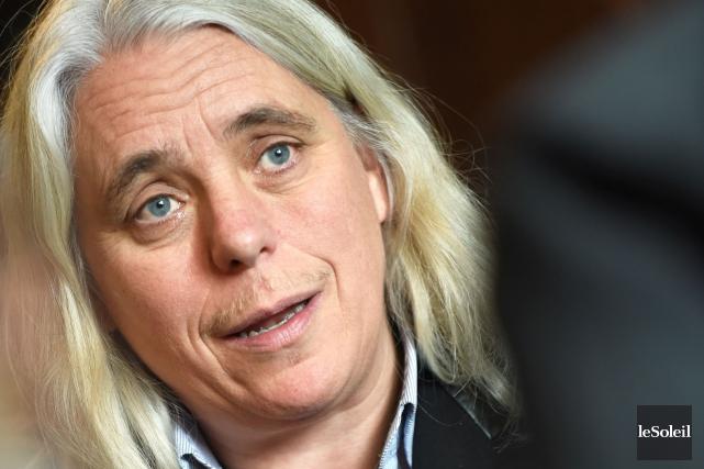 La députée de Ste-Marie-St-Jacques, Manon Massé, rejette les... (Photothèque Le Soleil)
