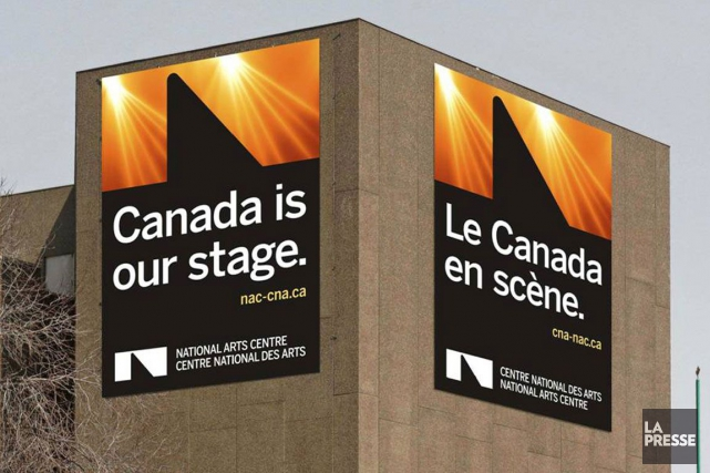 Le Centre national des arts.... (Archives, La Presse)