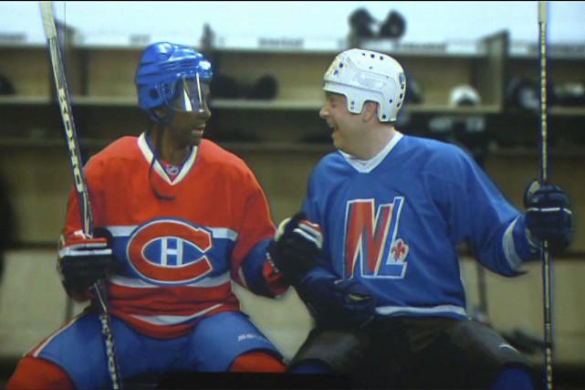 Pourquoi leblackfaceressurgit-il de temps à autre au Québec,... (Photo tirée de la page Facebook Ensemble contre le blackface au Québec)