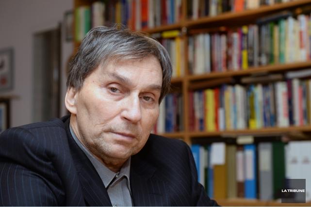 Paul Girard... (IMACOM, Maxime Picard)