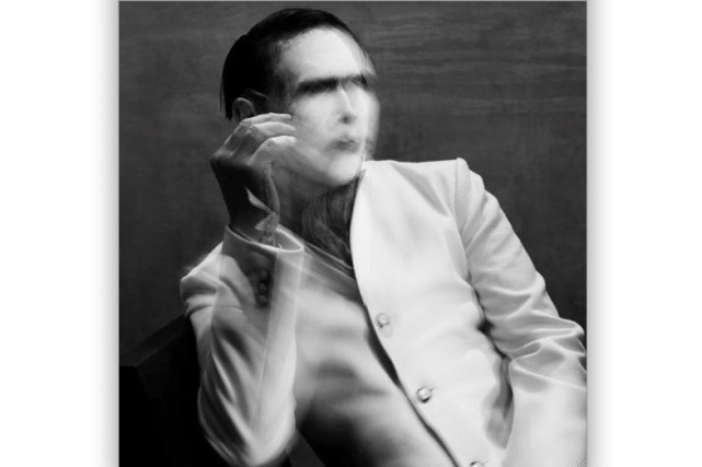 The Pale Emperor Marilyn Manson...