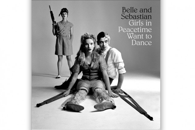 Girls in Peacetime Want to Dance Belle and...