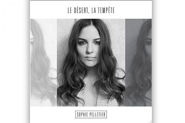Le désert, la tempête Sophie Pelletier...
