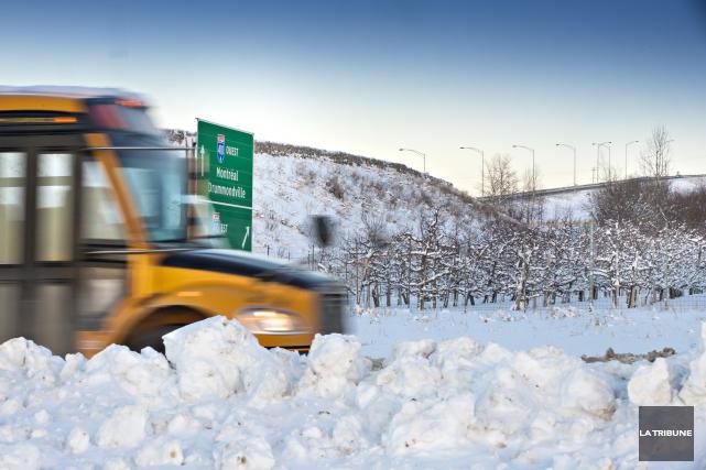 Le ministère des Transports du Québec (MTQ) réalise une étude pour évaluer... (IMACOM, Jocelyn Riendeau)