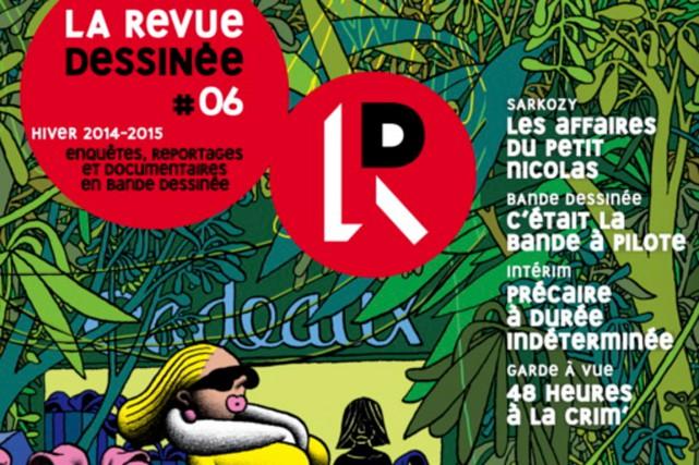 La Revue Dessinée(LRD) a vu le jour à l'automne 2013.