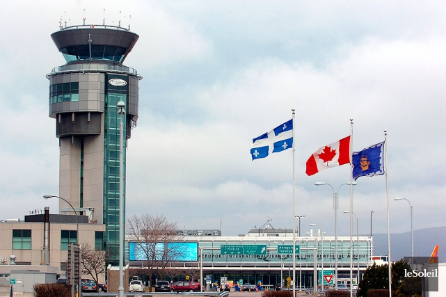 Les gestionnaires de l'aéroport de Québec sont convaincus... (Photothèque Le Soleil, Jean-Marie Villeneuve)