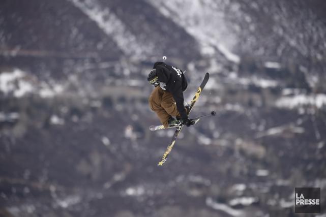 Sur la plus grande scène des sports extrêmes... (Photo: Eric Lars Bakke; ESPN IMAGES)