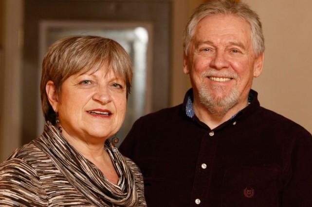 Marielle Champagne et Richard Giguère sont Québécois, mais... (Simon Séguin-Bertrand, LeDroit)