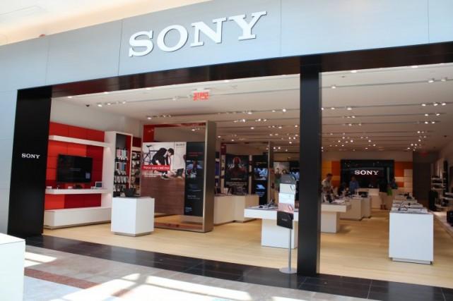 Le Sony de Laurier Québec comptait cinq employés.... (Laurier Québec)
