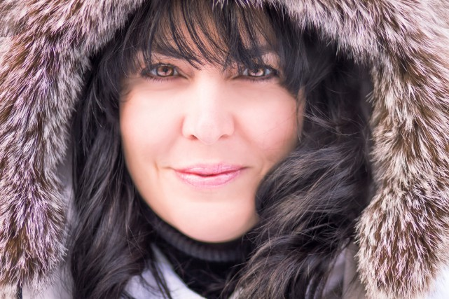 L'humoriste Julie Caron se lance dans la création... (Photo fournie)