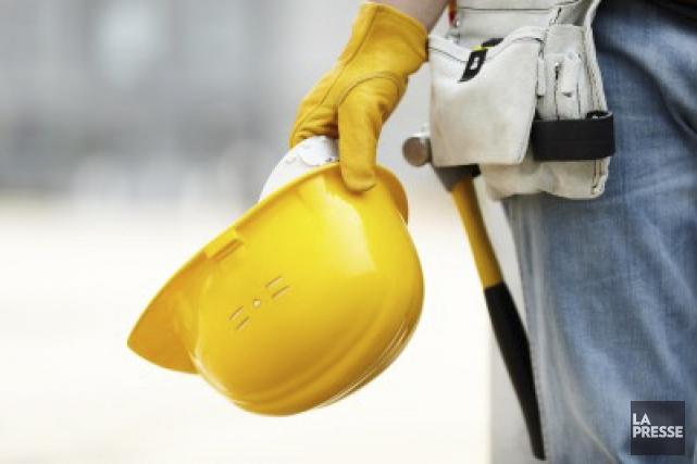 Travaillant en construction depuis 40 ans, Richard (nom fictif) fait partie des... (PHOTOTHÈQUE LA PRESSE)