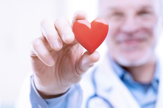 L'insuffisance cardiaque se définit comme l'incapacité du coeur à pomper... (Shutterstock)