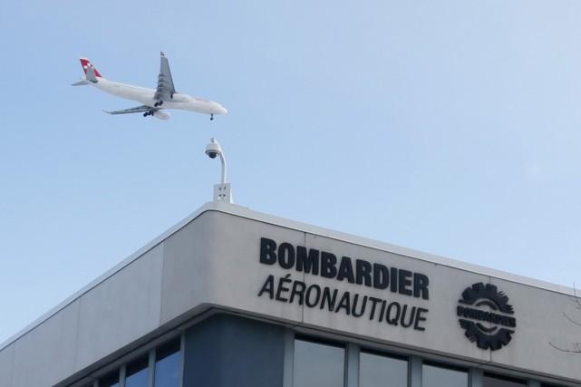 L'avionneur Bombardier(T.BBD.B) a annoncé lundi s'être... (Photo Christinne Muschi, archives Reuters)