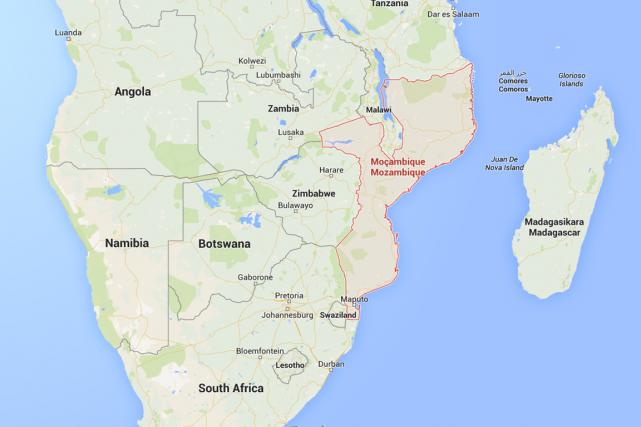 Les victimes ont été «noyées, touchées par la... (Photo Google Maps)