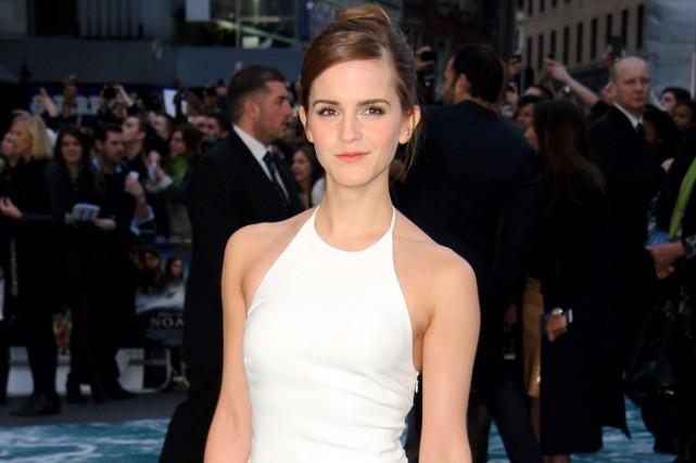 L'actrice britannique, née en France, est associée au... (PHOTO AP)