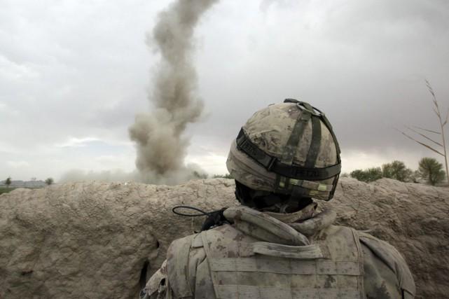 Selon l'ombudsmandes militaires, l'octroi d'une libération pour raisons... (Archives, Reuters)