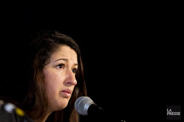 «Les gens qui ne lisent pas CharlieHebdodisent que... (PHOTO ALAIN ROBERGE, LA PRESSE)