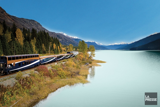 Chaque voiture Goldleaf de Rocky Mountaineer, qui sera... (Photos: Rocky Mountaineer)