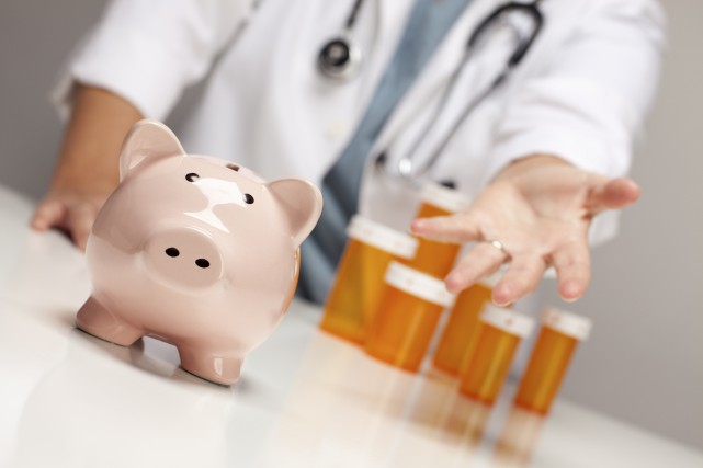 La Régie de l'assurance-maladie du Québec existe depuis quarante-cinq ans.... (Photo Thinkstock)