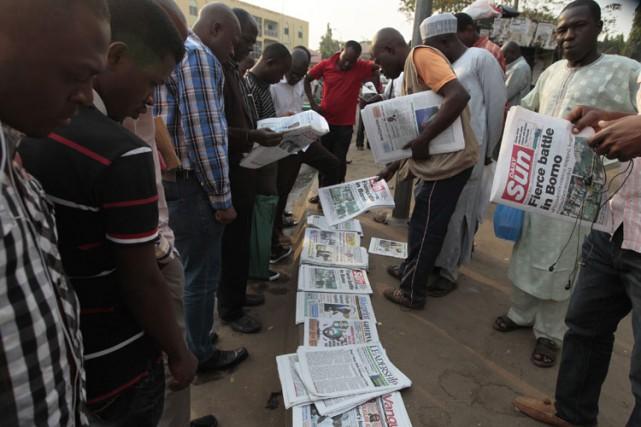 Le gouverneur de l'État de Borno a appelé... (Photo: Reuters)