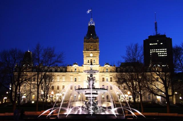 Le problème des finances publiques du Québec ne réside pas dans le salaire de... (Photo Thinkstock)