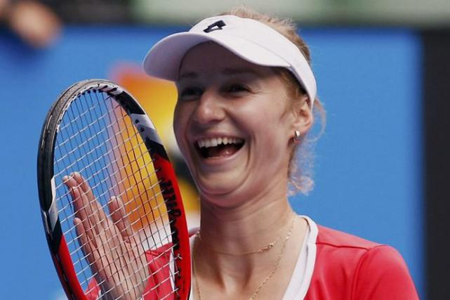 Ekaterina Makarova... (Photo Reuters)