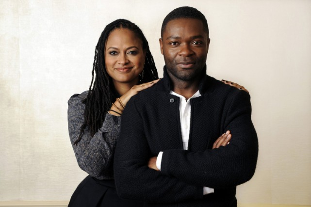 Ava DuVernay et David Oyelowo.... (Photo: AP)
