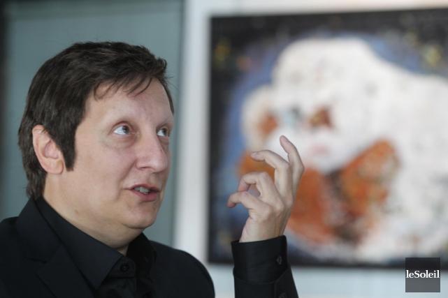 Robert Lepage... (Photo: Le Soleil)
