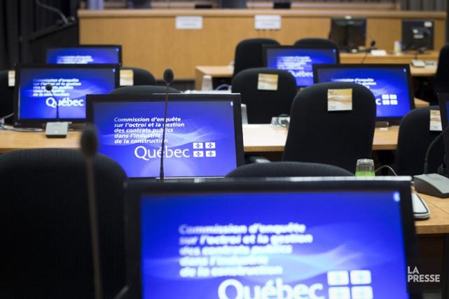 Pendant trois ans, la commission Charbonneau a multiplié les exécutions... (PHOTO IVANOH DEMERS, ARCHIVES LA PRESSE)