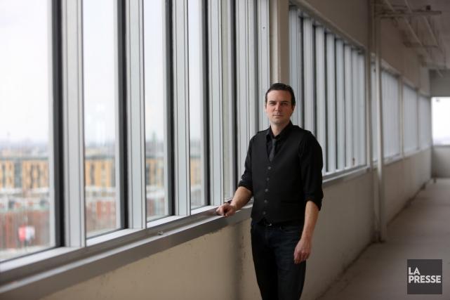 Benoit Touchette, directeur du studio montréalais deFramestore, espère... (PHOTO MARTIN CHAMBERLAND, ARCHIVES LA PRESSE)